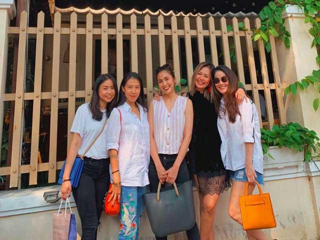 Sao Việt 24h: Hóa ra Hội chị em bạn dì của Tăng Thanh Hà cũng giận dỗi, đòi nghỉ chơi
