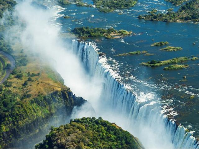 Khám phá 5 thác nước siêu nguy hiểm trên thế giới