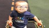 Cậu bé dị tật cột sống và câu chuyện nghị lực khiến cả thế giới rơi nước mắt