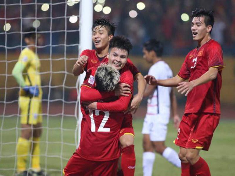 Phút 53 trong trận gặp U23 Thái Lan, đội trưởng Nguyễn Quang Hải thực hiện pha đột phá táo bạo trước khi kiến tạo cho Nguyễn Hoàng Đức ghi bàn nâng tỷ số lên 2-0 cho Việt Nam. Đây được xem là một trong những pha bóng hạ gục đối phương hoàn toàn.