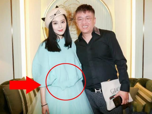Ngôi sao 24/7: Sau thời gian mất tích, vừa xuất hiện Phạm Băng Băng đã lộ bụng bầu?