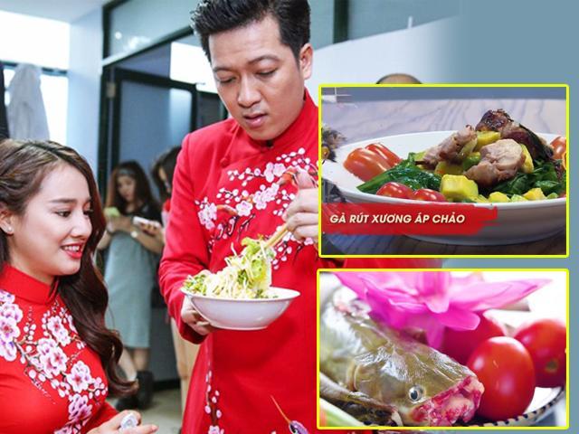 Nhã Phương khoe lấy được chồng tốt biết nấu ăn, sự thực tài bếp núc của Trường Giang thế nào?