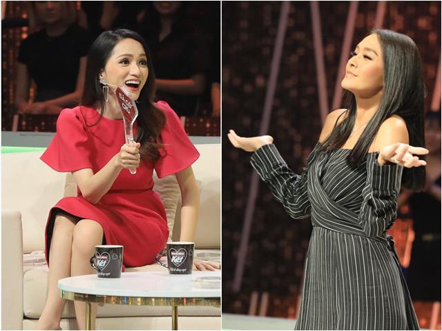 Sóng đôi cùng Hương Giang trên ghế nóng, chị Đại Thái Lan đáng yêu thế này đây!