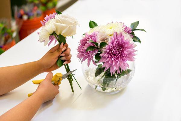 """Kết quả hình ảnh cho cắt cành hoa cắm"""""""