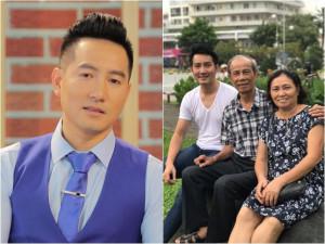 Trai đẹp độc thân Nguyễn Phi Hùng lần đầu tiết lộ thấy bố khóc và bị gia đình từ mặt