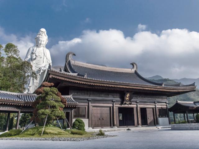 Khám phá bảo tàng Phật giáo đầu tiên tại HongKong