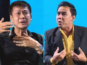 MC Quyền Linh gay gắt hỏi Lê Hoàng: Ông bà, cha mẹ, quê hương mình ở đâu?