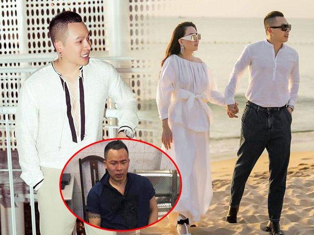 Dính scandal nợ tiền tỷ, Vũ Khắc Tiệp vẫn lên đồ bảnh bao, nắm tay Phượng Chanel check-in sang chảnh