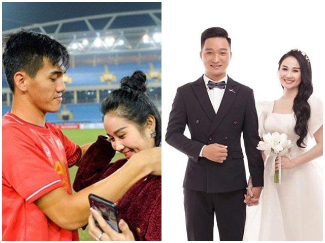 Sau hơn 2 tháng chia tay, bạn gái cũ Tiến Linh khoe ảnh mặc váy cưới bên chồng sắp cưới
