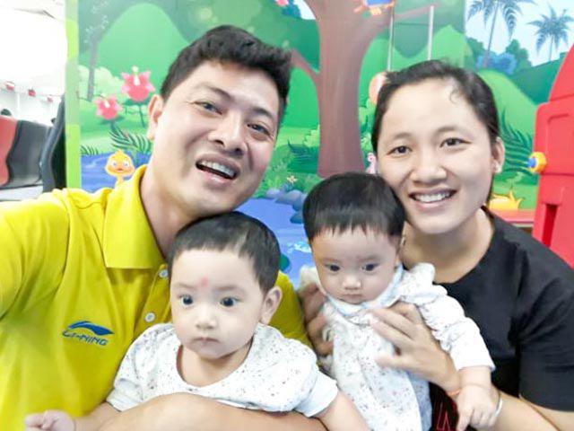 Từng mất song thai khi 6 tháng, mẹ Bắc Giang ngồi xe lăn giữ con sau 8 năm chạy chữa