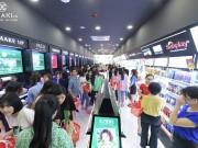 Làm đẹp mỗi ngày - Hasaki khai trương chi nhánh 7, đồng hành cùng nhiều thương hiệu mỹ phẩm cao cấp tặng 500 phần quà