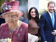 Giải trí - Nữ hoàng Anh chán nản vì quyết định của vợ chồng cháu trai và cháu dâu