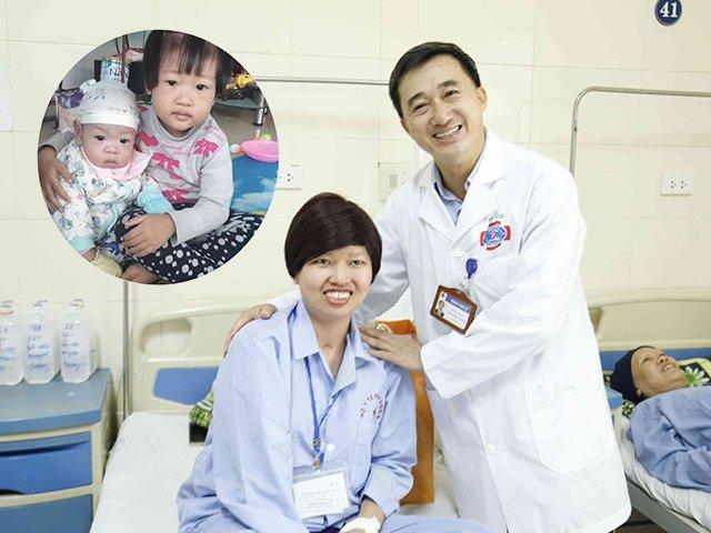 Bé Bình An và người mẹ ngủ ngồi suốt 4 tháng thai kỳ thay đổi sau 8 tháng