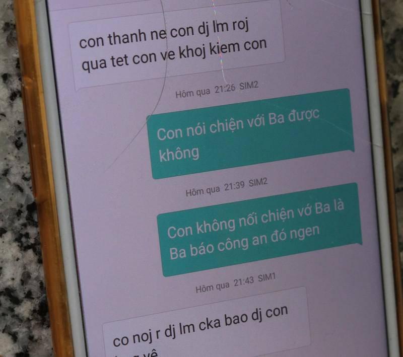Nữ sinh lớp 12 mất tích bí ẩn trong đêm, để lại tin nhắn từ số điện thoại lạ
