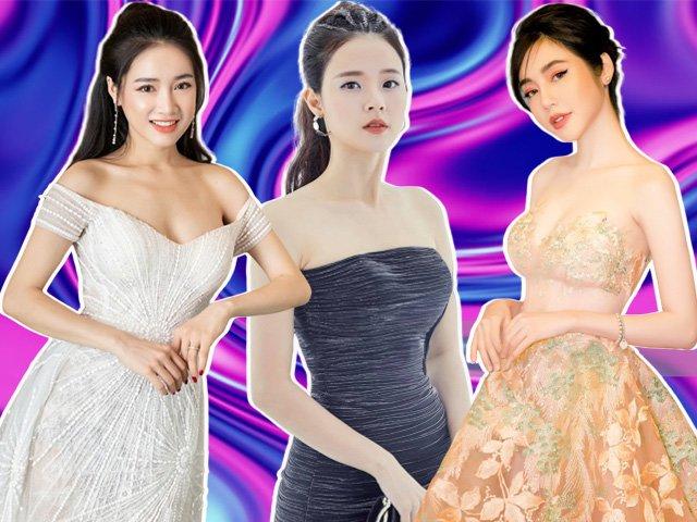 Thân hình nóng bỏng mắt mà gương mặt cực ngây thơ: Midu, Elly Trần, Nhã Phương ai đứng nhất?
