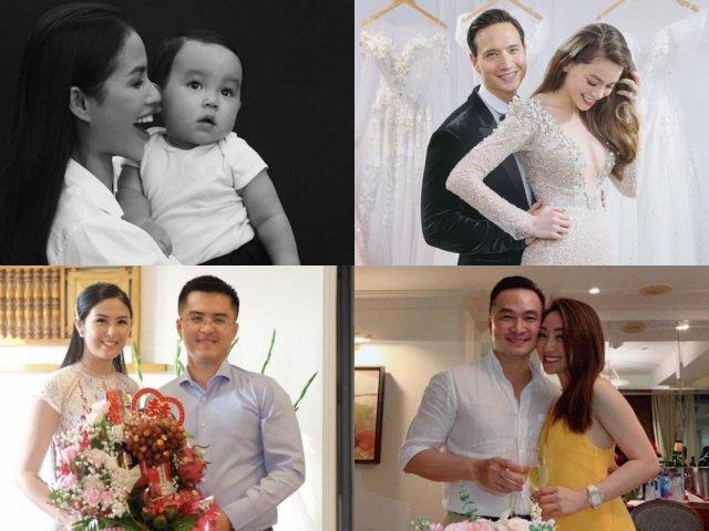 Ngoài Phạm Hương, Hồ Ngọc Hà, còn các sao nào được mong ngóng sẽ làm đám cưới trong năm 2020?