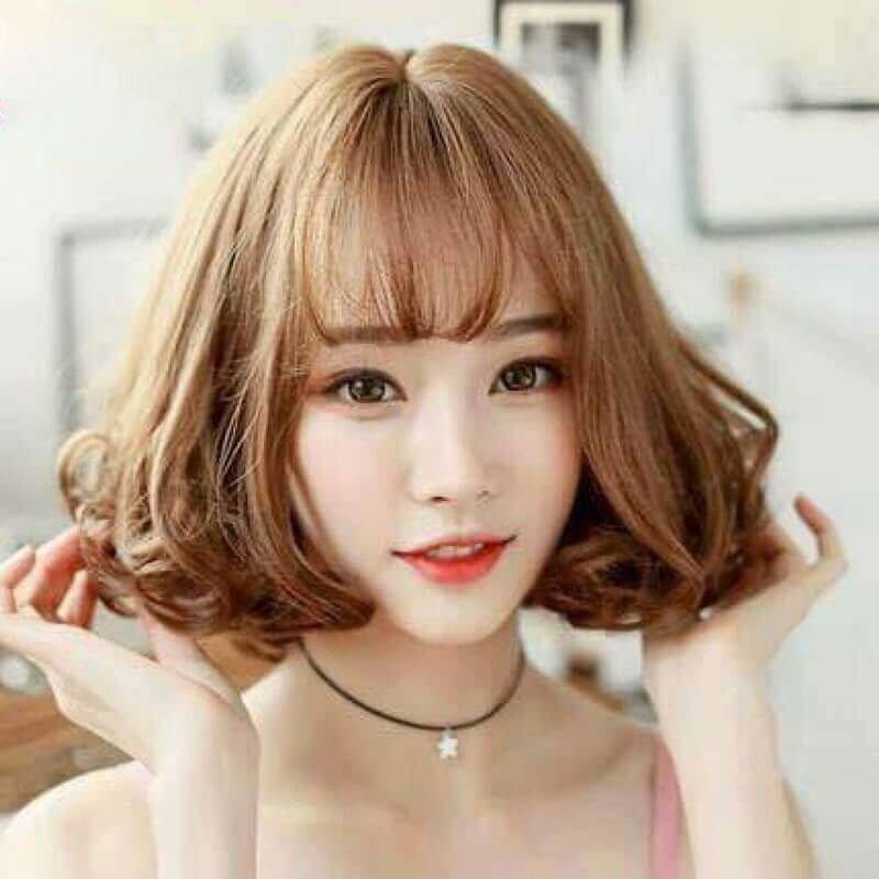 25 kiểu tóc ngắn uốn đẹp phù hợp với mọi khuôn mặt năm 2021 - 8