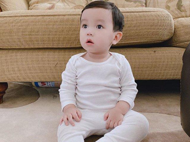 Hoa hậu Phạm Hương kể hết kinh nghiệm nuôi dạy con, khoe con 1 tuổi đã biết đi