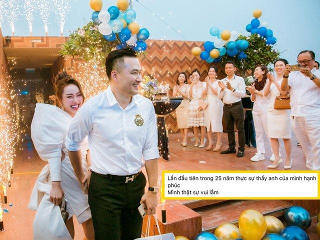 Sao Việt 24h: Vợ chưa cưới làm sinh nhật cho Chi Bảo to như đính hôn, được khen hết lời