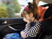 """Sức khỏe - Về quê ăn Tết, bác sĩ hướng dẫn mẹo chống say xe cho bé đi ngàn cây số vẫn """"tươi"""""""