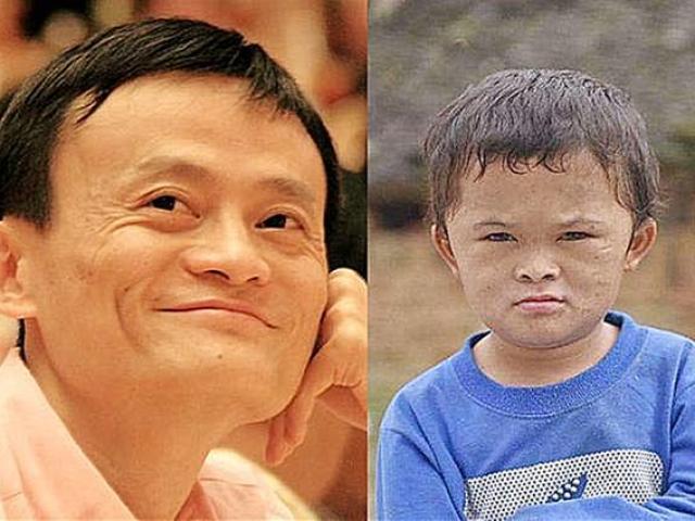 Nổi tiếng vì giống tỷ phú Jack Ma, cậu bé tưởng số sướng cuối cùng lại khổ sở đáng thương