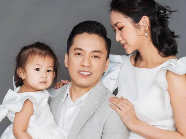 Lam Trường: Bà xã một mình nuôi con và đương đầu với khó khăn khi ở Mỹ