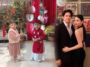Về Việt Nam một chuyến, con gái Mai Hồ có cả loạt hình diện áo dài siêu yêu
