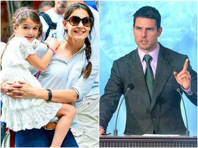 Tom Cruise bỏ bê Suri suốt 8 năm trời vì có liên quan đến vợ cũ Katie Holmes