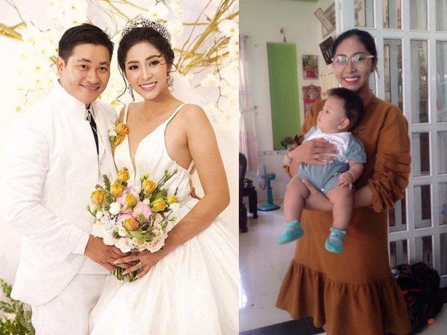 Hoa hậu Đại dương Đặng Thu Thảo mang song thai với ông xã doanh nhân