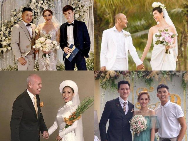 Đám cưới bất ngờ của sao Việt: Bảo Thy chớp nhoáng nhưng độ bí mật còn kém xa Xuân Lan