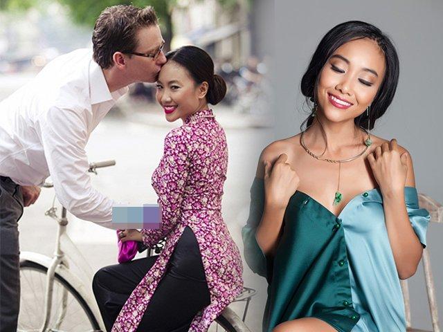 Được chồng chụp cho hình đẹp, Đoan Trang khẳng định sống ở tuổi 42 nhưng vóc dáng như tuổi 24