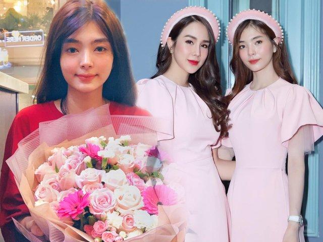 Nhan sắc cực phẩm của em dâu Diệp Lâm Anh không hề kém cạnh chị