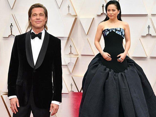 Oscar 2020: Brad Pitt đồng điệu với mỹ nhân gốc Việt,Gal Gadot thắp sáng thảm đỏ