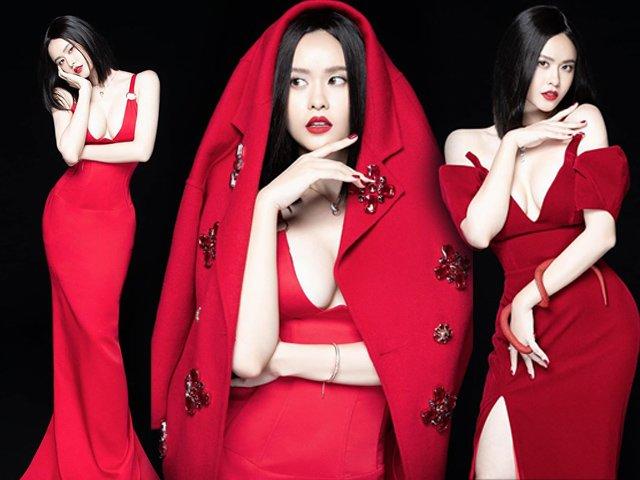 Dáng đẹp ăn đứt gái đôi mươi, nhưng khuôn ngực Trương Quỳnh Anh lại gây khó hiểu