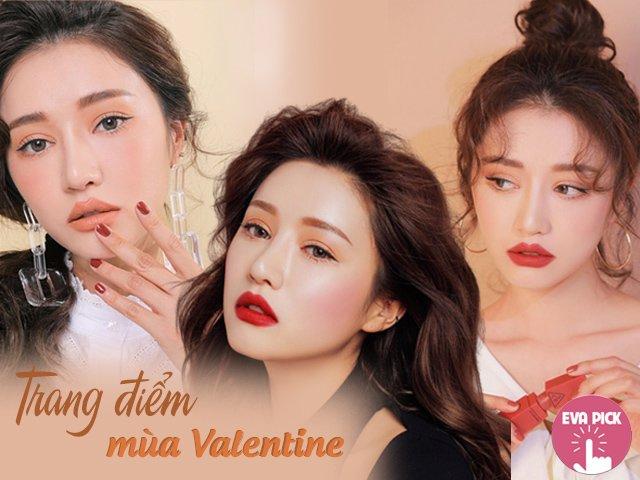 Bật mí 5 kiểu trang điểm đẹp dành cho ngày Valentine khiến chàng mãi ngắm nhìn bạn