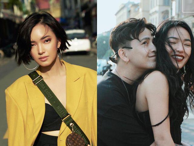 Châu Bùi công khai lý do chia tay bạn trai 5 năm sau nhiều lần tan hợp