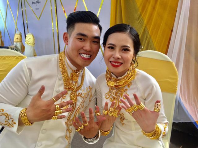 Đám cưới ở Đồng Nai: Chị gái tặng 49 cây vàng và 2,5 tỷ đồng cho cô dâu