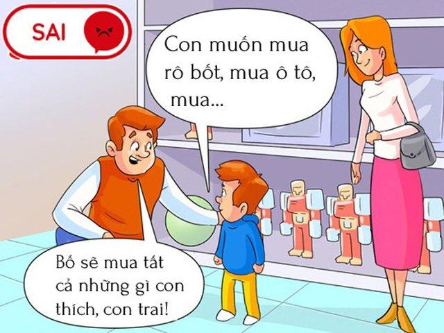 8 cách dạy con sai lầm có thể hủy hoại tương lai của một đứa trẻ
