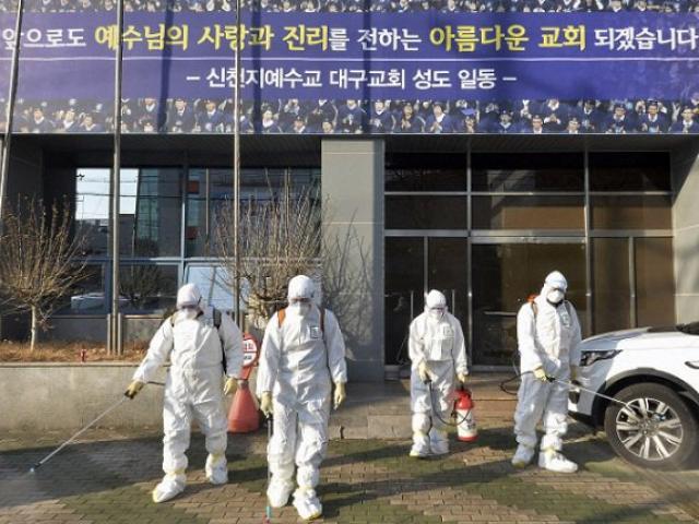 Cập nhật COVID-19 ngày 21/2: Hàn Quốc tuyên bố tình trạng đặc biệt với thành phố 2,5 triệu dân
