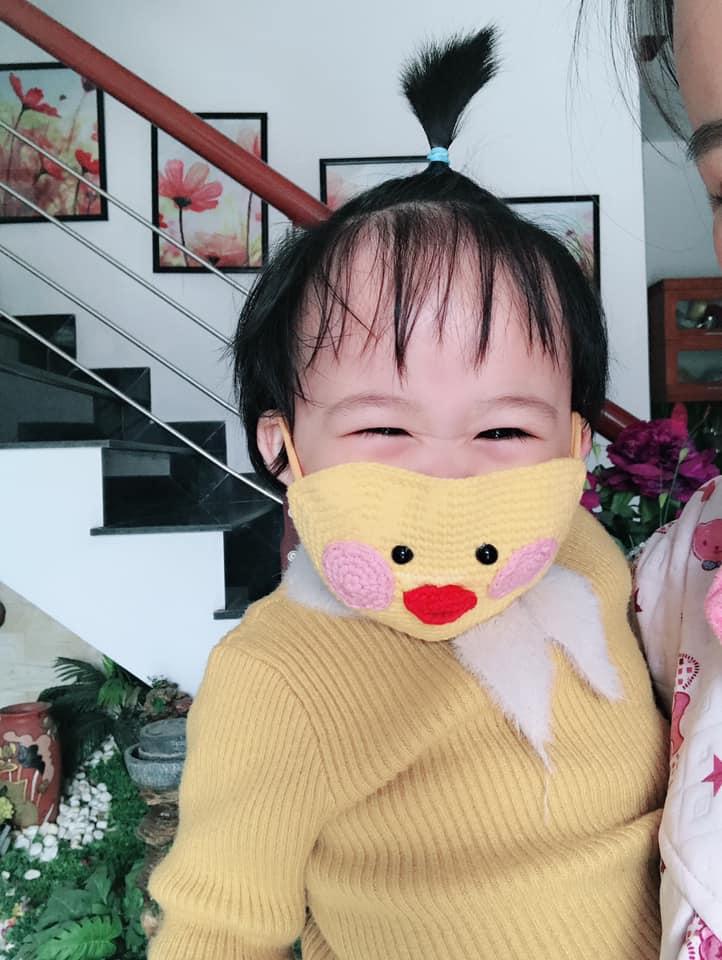 Mẹ Thanh Hóa tự may váy cho con gái, sau 1 năm nhìn bộ sưu tập mà ngất ngây - 8