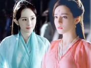 """Giải trí - Vì sao Dương Mịch chỉ mất vài phút đã """"át vía"""" người đẹp Tân Cương Địch Lệ Nhiệt Ba?"""