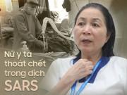 """Nữ y tá thoát chết trong dịch SARS: """"Tôi bị liệt, nhưng không đau bằng nghe một bản tin"""""""