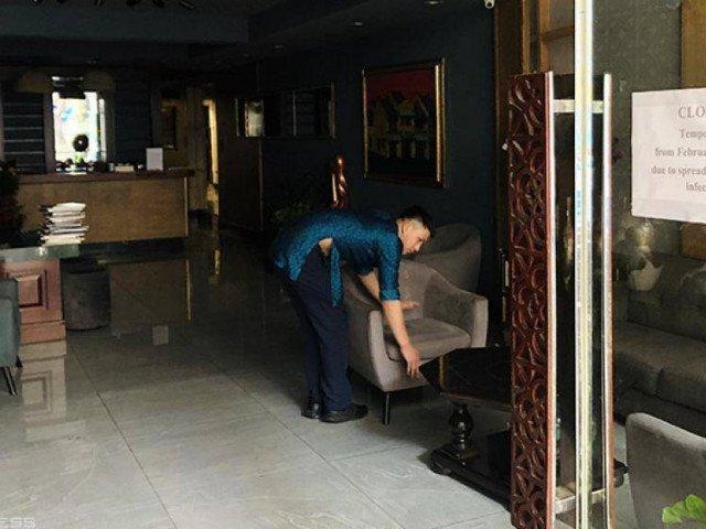 Loạt khách sạn tại Hà Nội khóc ròng vì COVID-19