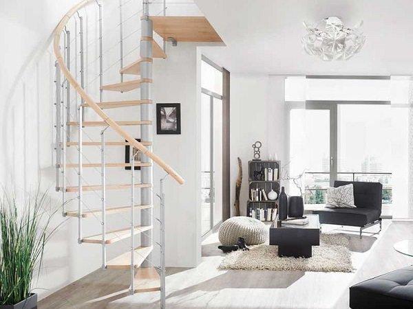 Các mẫu cầu thang nhà ống 5m tối giản mà hiện đại cho ngôi nhà của bạn - 8