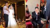 Thổn thức trước cảnh những người cha khóc nghẹn khi con gái lấy chồng