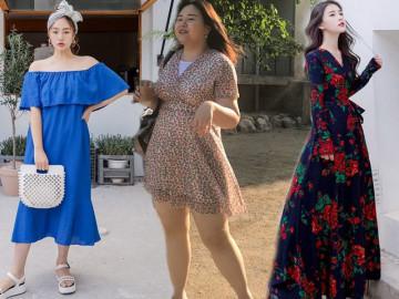 Đây là các mẫu váy chị em có vóc dáng tròn trịa nên tránh xa khi đi làm