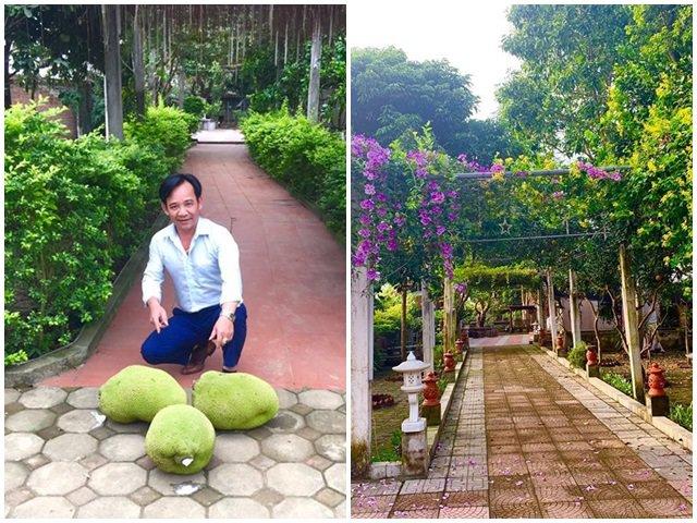 Quang Tèo: Từ nghệ sĩ nghèo 13 năm hiếm muộn đến nhà 7 tỷ, chốn về hưu đẹp yên bình
