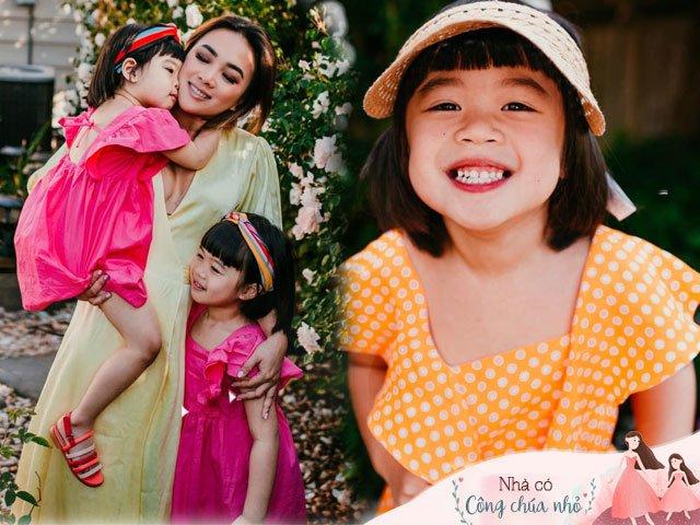 Mẹ Việt ở Mỹ đi làm 4 ngày/tháng để dành trọn thời gian bên 2 công chúa nhỏ