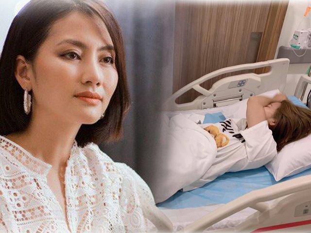 Nữ diễn viên Ngọc Lan nhập viện vì sỏi thận, cẩn thận những thói quen làm tăng nguy cơ