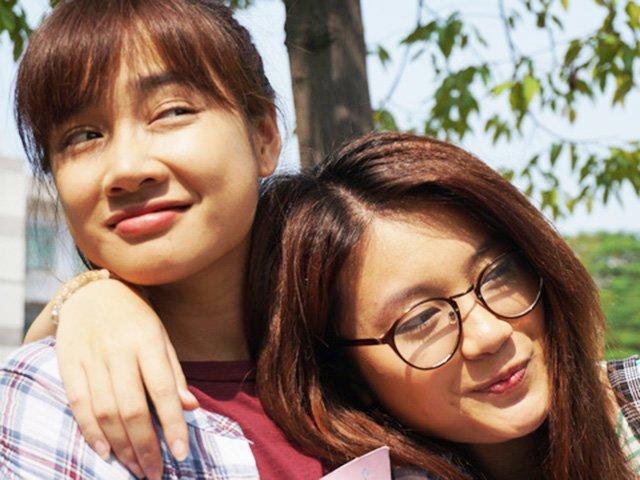 Em gái nông nổi Cô Gái Nhà Người Ta: Từng là bạn thân Nhã Phương, xinh đẹp và sành điệu
